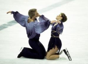Torvill and Dean in Bolero, 1984