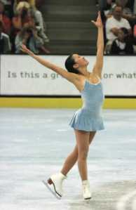 Michelle Kwan, in Lyrica Angelica