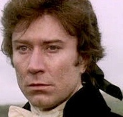 Robin Ellis as the first Ross Poldark